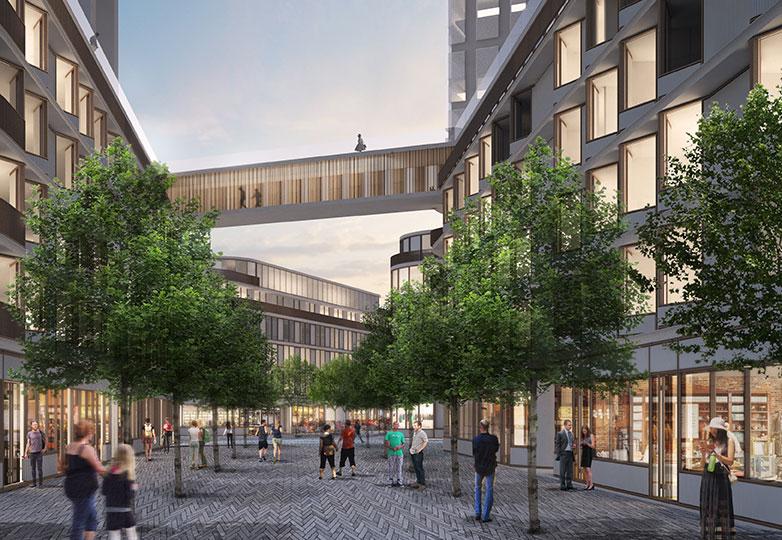 Brooklyn Residential Masterplan