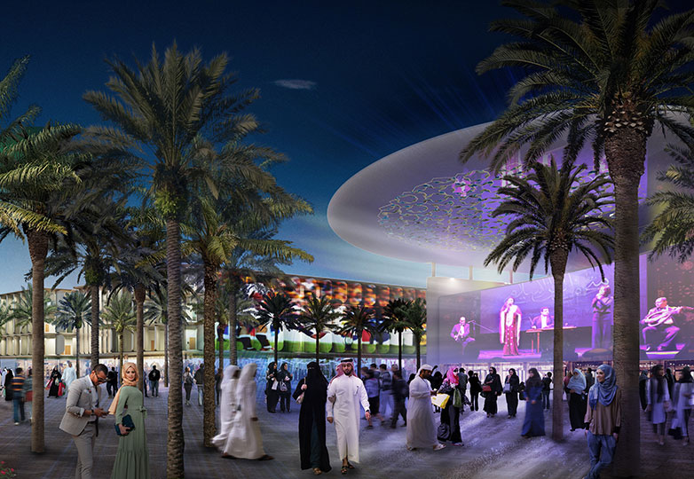 Lusail Theatre District