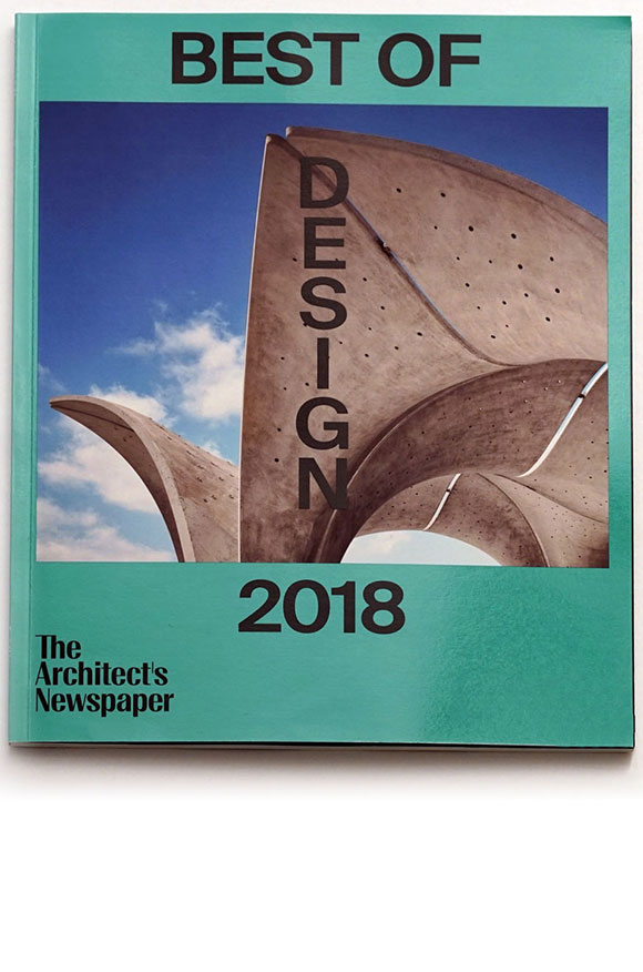 Architect's Newspaper Best of Design 2018