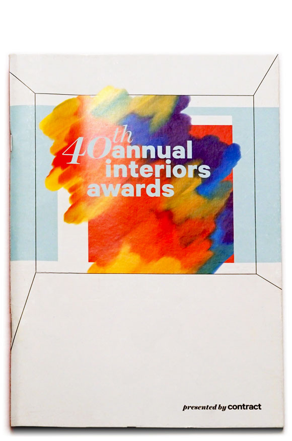 Contract Interiors Awards 2018