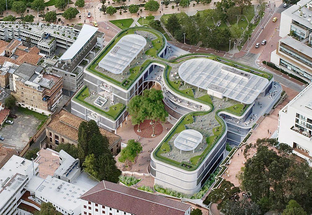 Universidad de los Andes Civic Center Campus Expansion